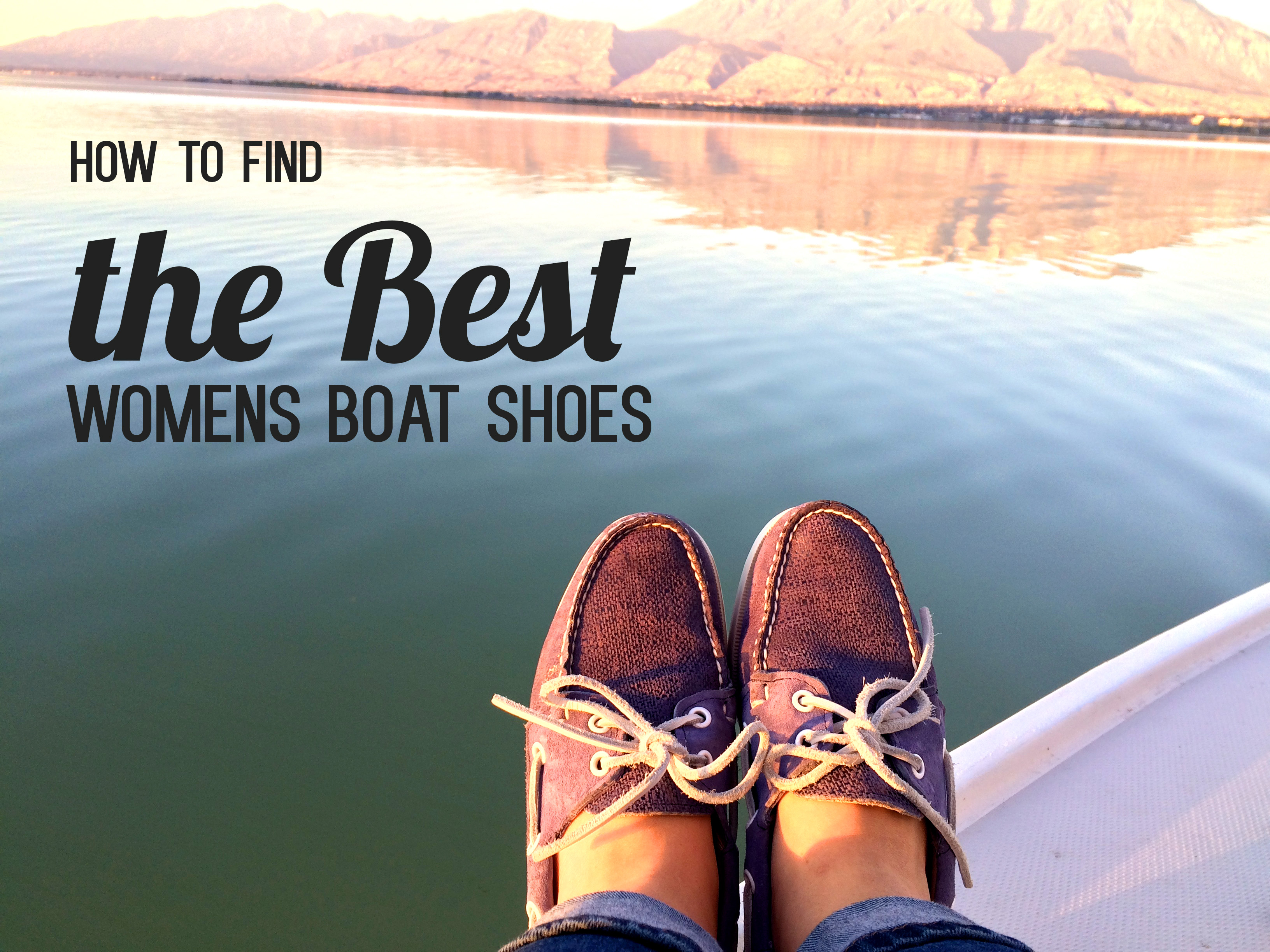 Best Womens Boat Shoes