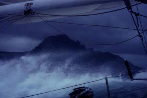 Cape Horn Capsize