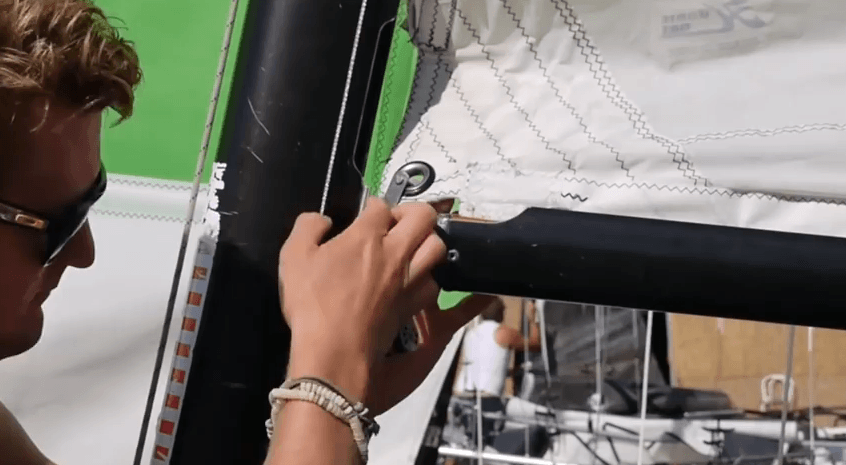How To Rig Your Hobie 16