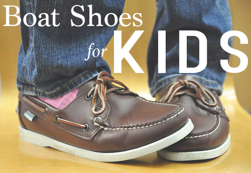 Best Kids Boat Shoes for Sailing